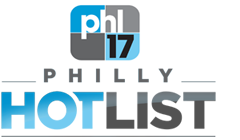 PHL17 hot list logo